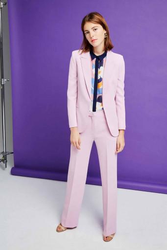 Pantalón masculino recto rosa V Dolores Promesas - Basileia