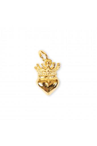 Corazón corona mini Basileia