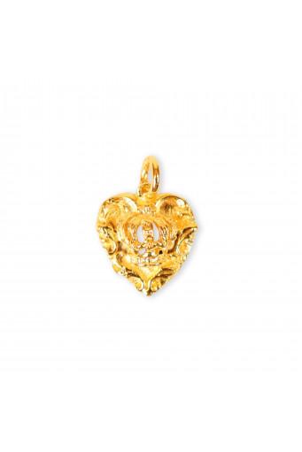Corazón relieve mini Basileia - Edición Limitada