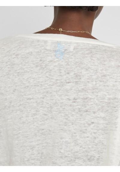 Camiseta de lino Elaya Berenice - Basileia