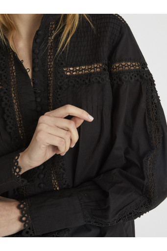Camisa bordada Circus Berenice - Basileia