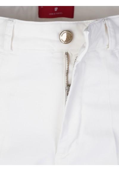 Pantalón ancho con pliegue Lion of Porches - Basileia